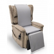 Ultimate Healthcare Ultra-Cline Pressure Relief Rise Recliner Cushion Set