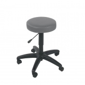 Sunflower Medical Grey Gas-Lift Stool