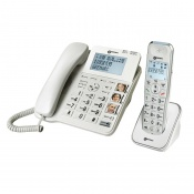 Geemarc AmpliDECT 295 Amplified Corded and Cordless Telephone Combination Pack
