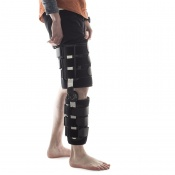 Genutec Long and Short Post-Operative Knee Brace
