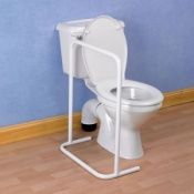 Homecraft Half Surrey Toilet Surround Rail
