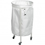 Harvest Single-Bag Linen Trolley