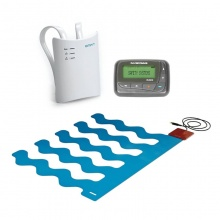 Emfit Epilepsy Tonic Clonic Seizure Monitor with Bed Sensor Mat and Pager