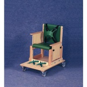Footboard for the Heathfield Paediatric Activity Chair