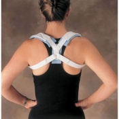 Rolyan Heavy Padded Clavicle Splint