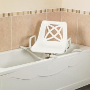 Homecraft Aluminium Swivelling Bath Seat