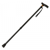 Homecraft Black Walking Stick