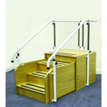 Homecraft Space Saving Physio Steps