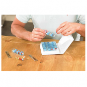 Homecraft Medi-Dispenser Pill Organiser