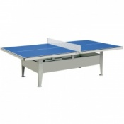 Institution Waterproof Outdoor Table Tennis Table