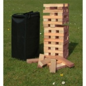 Giant Stack 'N Tumble Game