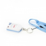 Large Button Key Fob Transmitter for MPPL Pager