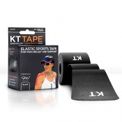 KT Tape Kinesiology Therapeutic Tape Black