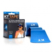 KT Tape Kinesiology Therapeutic Tape Blue