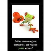 Lenny the Frog Anti-Bullying Poster Pack