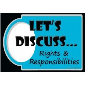 Let's Discuss Rights and Responsibilities Discussion Cards