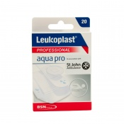 Leukoplast AquaPro Professional Water Resistant Plasters (Pack of 20)