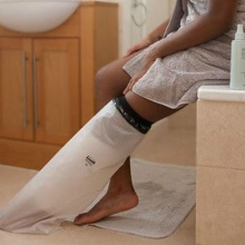 LimbO Half Leg Plaster Cast and Dressing Protector