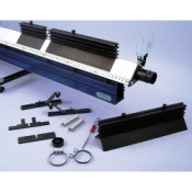 Linear Air Track with Accessories and Blower
