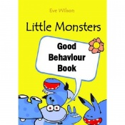 Taming Little Monsters Good Behaviour Activity  Book