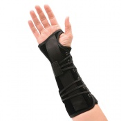 BODY NATURAL/'S WRIST SUPPORT WRAPS 41cm long PAIR