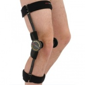 Mackie Contracture Knee Brace