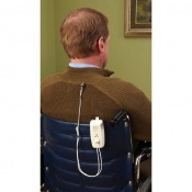 Magnetic Patient Fall Alarm