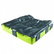 Matrx Flo-tech Solution Foam and Gel Pressure Relief Wheelchair Cushion