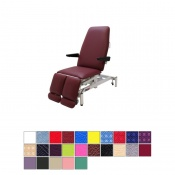 Medi-Plinth Non-Tilting Split-Leg Podiatry Chair