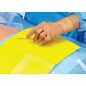 Medline Gold Standard Anti-Skid Instrument Mat (Pack of 80)
