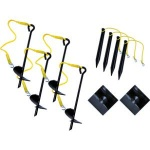 Volleyball Sand Auger Set
