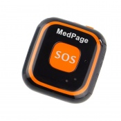 Medpage Micro GPS Location Tracker and Fall Sensor