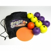 New Age Kurling Street Bowls Bag Set