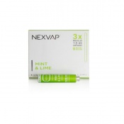 Nexvap Mint and Lime Capsules