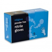 Religlove Powder-Free Nitrile Gloves Refill (Pack of 9 Pairs)