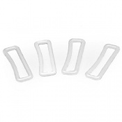 Nylon D-Rings (Pack of 25)