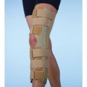 One Piece Knee Immobiliser