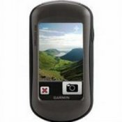 Garmin Oregon 550 Handheld GPS with Worldwide DEM Basemap