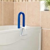 Padded Bath Grab Bar