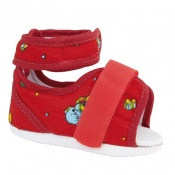 Paediatric Cast Boot with Ankle Strap