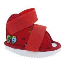 Paediatric Cast Sandal With Closed Back