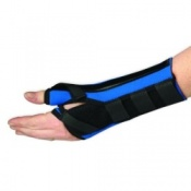 Paediatric Neoprene Wrist Brace with Thumb Support