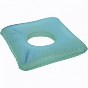Physioworx Gel Air Inflatable Square Cushion