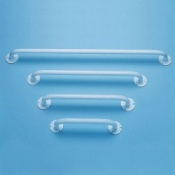 Plastic Coated Steel Grab Bar 305mm (12'')