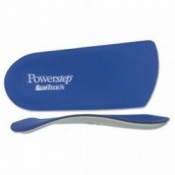 Powerstep Slim-Tech 3/4 Length Orthotic Insoles