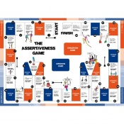 Practising Assertiveness Educational Board Game