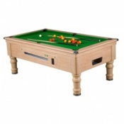 Prince 8ft Slate Bed Pool Table