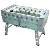 Rainbow Outdoor Table Football Foosball Table (With Coin Operation Option)