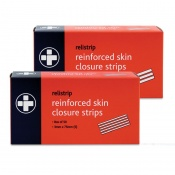 Relistrip Reinforced Skin Closure Strips (Box of 50)