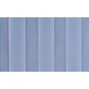 Summer Blue Replacement Curtain for Sunflower Medical Mobile Five-Panel Folding Hospital Ward Curtained Screen